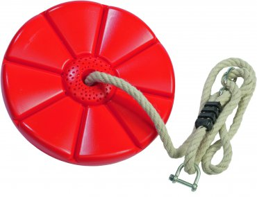 Lanová dráha - kompletní sestava  ( červená )