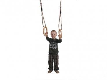 Dřevěné gymnastické kruhy - DK
