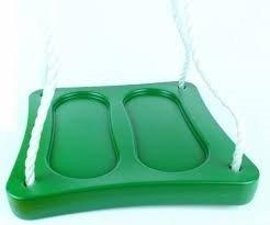 Houpačka pro stání - zelená